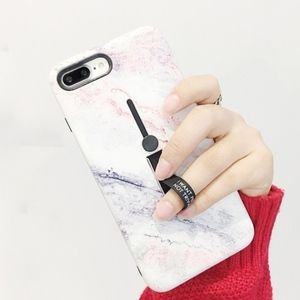 Accessories - NEW iPhone X/XS/7/8/7+/8+ Slicon Ring case